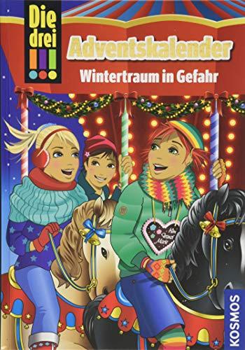 Die drei !!!, Wintertraum in Gefahr: Adventsk...