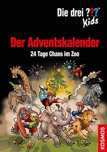 Die drei ??? Kids, Der Adventskalender: 24 Ta...