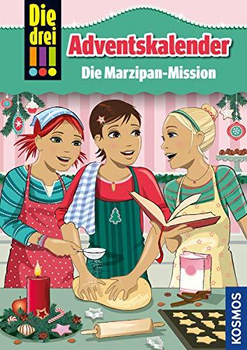 Die drei !!!, Die Marzipan-Mission: Adventska...