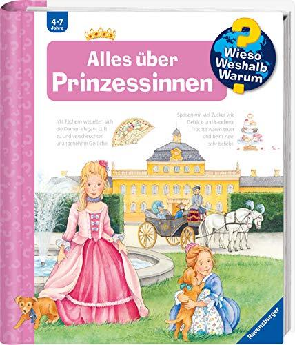 Alles über Prinzessinnen (Wieso? Weshalb? Wa...