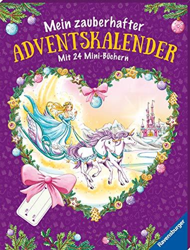 Mein zauberhafter Adventskalender: Mit 24 Min...