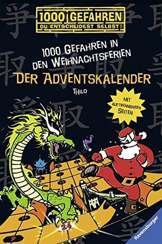 Der Adventskalender - 1000 Gefahren in den We...