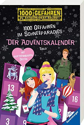 Der Adventskalender - 1000 Gefahren im Schnee...
