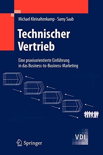 Technischer Vertrieb: Eine praxisorientierte ...