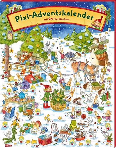 Pixi Adventskalender 2019: Adventskalender mi...