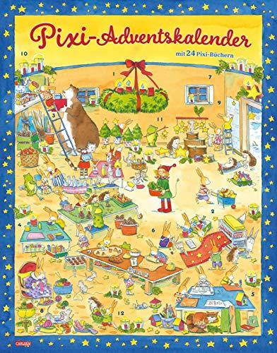 Pixi Adventskalender 2020: Adventskalender mi...