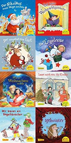 Pixi-Weihnachts-8er-Set 33: Fröhliche Weihna...