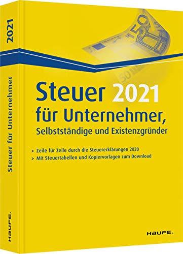 Steuer 2021 für Unternehmer, Selbstständige...