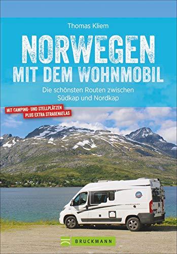 Bruckmann Caravan-Guide: Norwegen mit dem Woh...