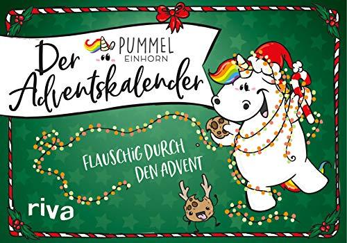 Der Pummeleinhorn-Adventskalender: Flauschig ...