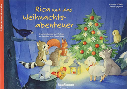 Rica und das Weihnachtsabenteuer: Ein Folien-...