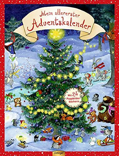 Mein allererster Adventskalender: mit 24 Papp...