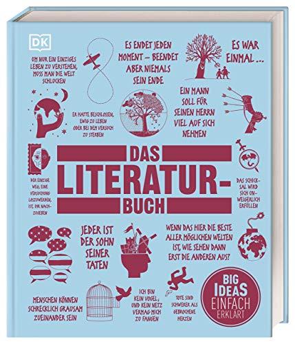 Big Ideas. Das Literatur-Buch: Wichtige Werke...
