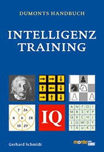 DuMonts Handbuch Intelligenztraining: Gedäch...