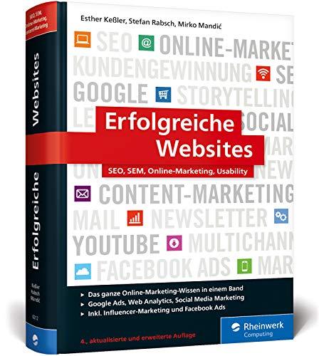 Erfolgreiche Websites: Das Handbuch für erfo...