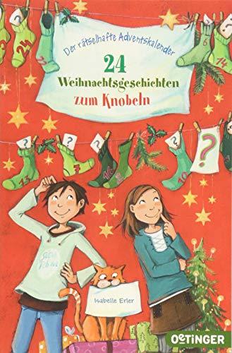 Der rätselhafte Adventskalender: 24 Weihnach...