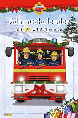 Feuerwehrmann Sam: Minibuch-Adventskalender: ...