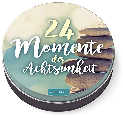 24 Momente der Achtsamkeit - Ein Adventskalen...