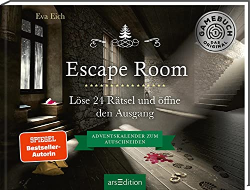 Escape Room. Der erste Escape-Adventskalender...