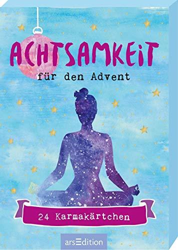 Achtsamkeit für den Advent - 24 Karmakärtch...