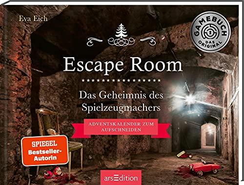 Escape Room. Das Geheimnis des Spielzeugmache...