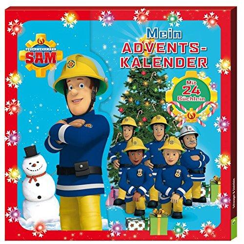 Mein Adventskalender Feuerwehrmann Sam: Mit 2...