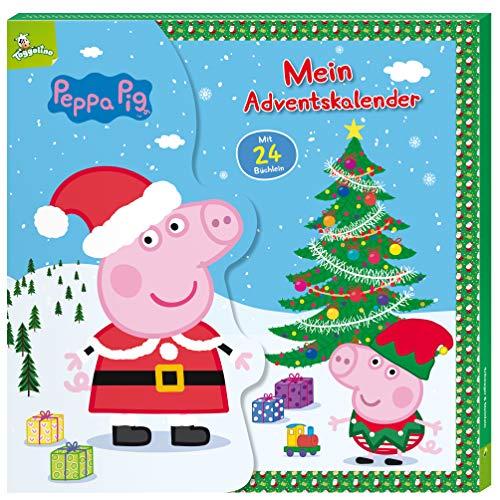 Peppa Pig Mein Adventskalender: Mit 24 Büchl...