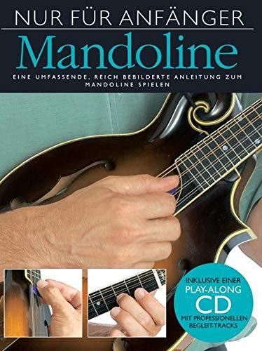 Nur Für Anfänger - Mandoline: Lehrmaterial,...