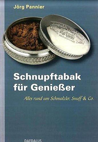 Schnupftabak für Genießer: Alles rund und S...