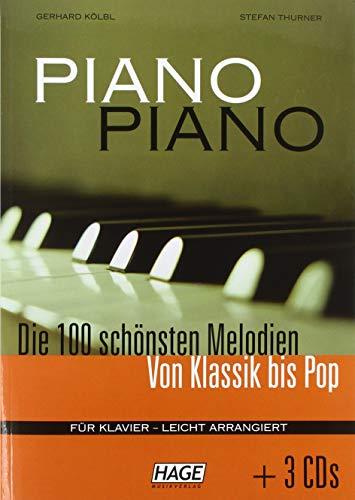 Piano Piano. Notenbuch: Die 100 schönsten Me...