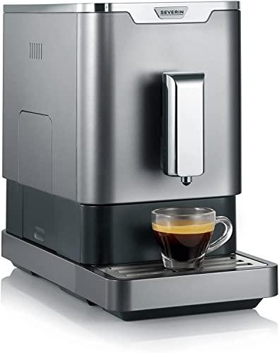 SEVERIN Kaffeevollautomat mit Mahlwerk, Für ...