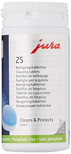 Jura Reinigungstabletten 62535 25-Stück