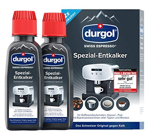 durgol swiss espresso Spezial-Entkalker – K...