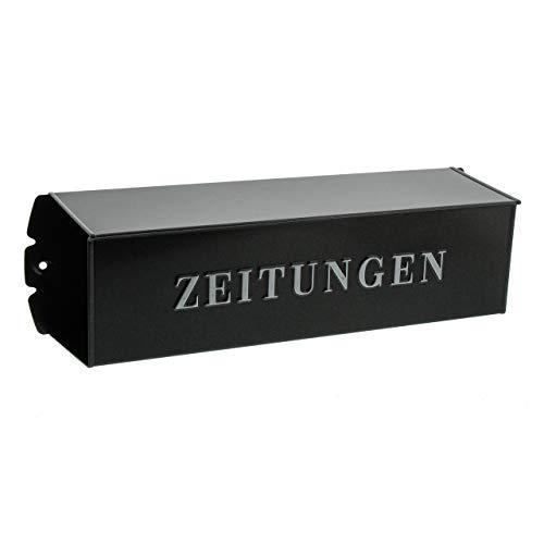 Burg-Wächter Zeitungsbox mit geprägeter Sch...