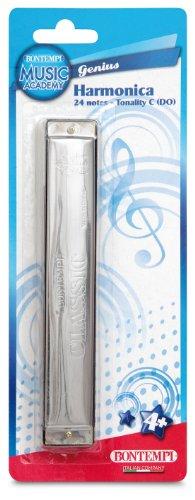 Bontempi Classic HM24 - Mundharmonika Metall ...