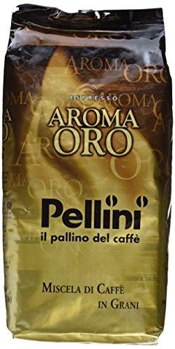 Pellini Caffè Aroma Oro, Bohne, 1er Pack (1 ...