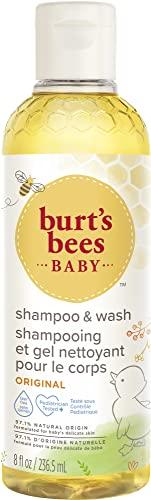 Burt's Bees Baby Shampoo & Waschgel, Parfü...