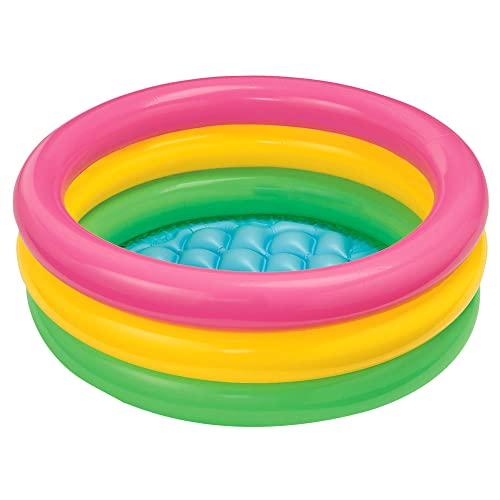 Intex Sunset Glow Baby Pool - Kinder Aufstell...