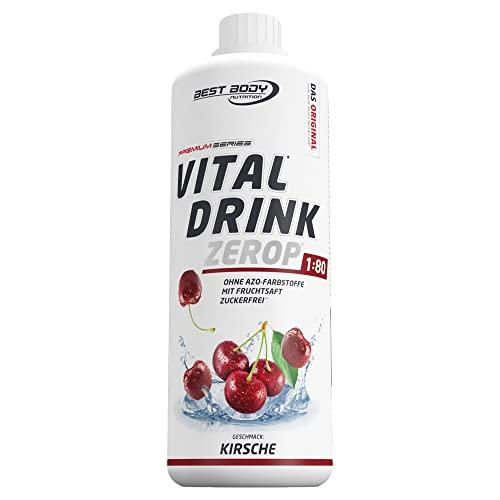 Best Body Nutrition Vital Drink Kirsche, Getr...