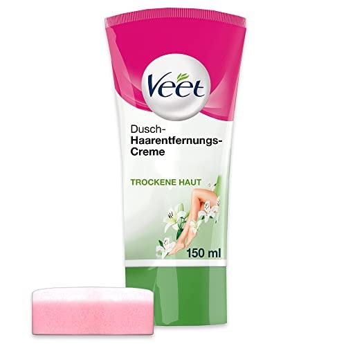 Veet Dusch-Haarentfernungscreme Silky Frech, ...