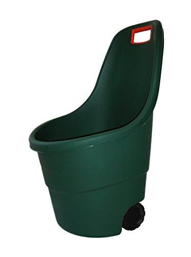 Keter 17182462 Gartenkarre Marisa grün, Fass...