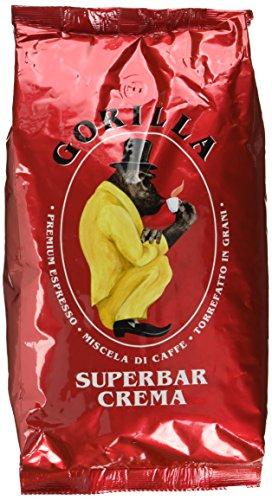 Joerges Espresso Gorilla Super Bar Crema, 1er...