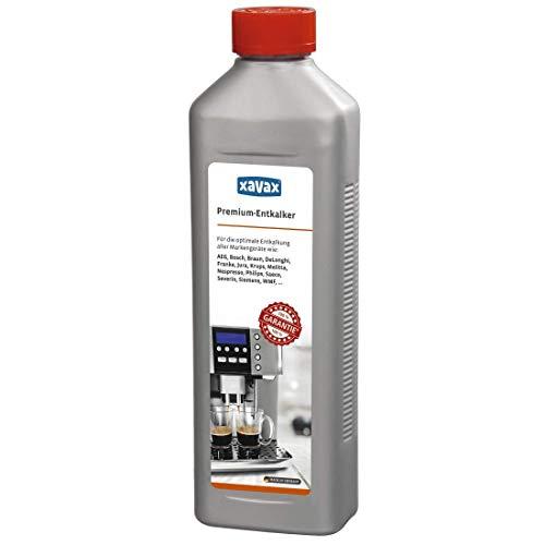 Xavax Premium Entkalker 500 ml (Universal-Ent...