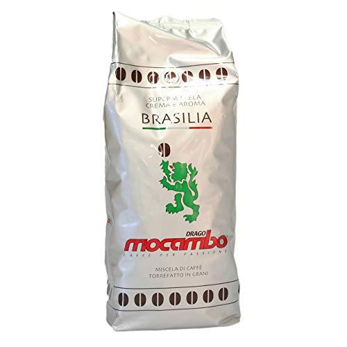 Mocambo Espresso Brasilia Crema E Aroma Bohne...