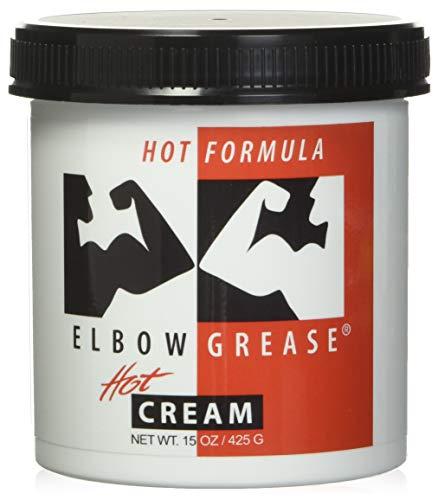 B. Cummings Elbow Grease Hot - Gleitcreme auf...