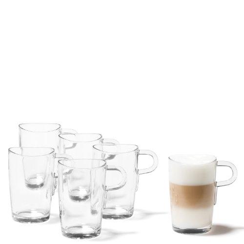 Leonardo Loop Latte-Macchiato Tasse, Kaffee-G...