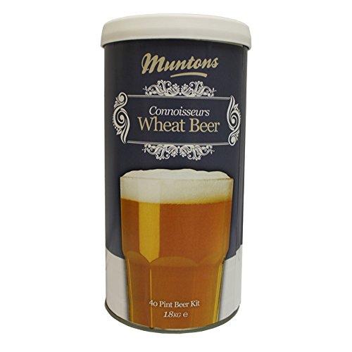 MUNTONS Wheat - Weizen Bierkit 1,8kg Braukit ...