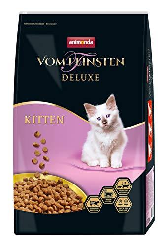 animonda Vom Feinsten Deluxe Kitten Katzenfut...