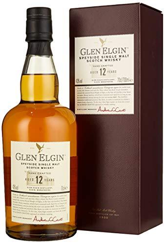 Glen Elgin 12 Jahre Speyside Single Malt Scot...
