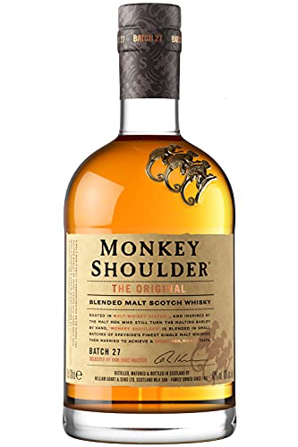 Monkey Shoulder Triple Malt Scotch Whisky...